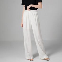 nuovo di zecca edc21 896eb Wholesale dress white palazzo trousers - Group Buy Cheap ...