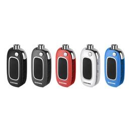 Qualità della batteria auto online-Chiave a forma di vibrazione chiave dell'automobile del fob 350mAh di progettazione di chiave dell'automobile 2019 con la batteria di preriscaldamento di vibrazione di Vape di vibrazione di alta qualità Funzione di preriscaldamento di tensione variabile