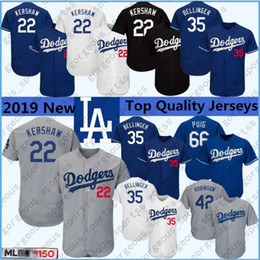 Jersey 66 online-35 Cody Bellinger Los Angeles 66 Yasiel Puig baseball Dodgers Jersey 22 Clayton Kershaw 5 Corey Seager 23 Gonzalez Taylor 10 Justin Turner 3