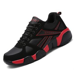 Memorable2019 Turismo Invierno Movimiento Masculino se descifra Ventilación informal Zapato para correr Hombre Aumente los zapatos desde fabricantes