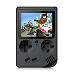 Consola de juegos portátil para niños adultos - 168 Juego clásico Videojuegos retro Pantalla del reproductor 3 pulgadas con cable AV Puede reproducir en TV desde fabricantes