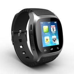 Bluetooth Смарт часы Стильный Женщины Мужчины Мужская Электронные часы С помощью Call Music шагомер для Android горячей от Поставщики статическая полоса