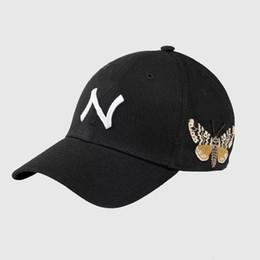 n caps Sconti berretto G2 nuovo Berretto da baseball adesivo 2019 cappelli firmati N Fitted Fashion Hat Bee ricamo Lettere Snapback Cap Uomini Donne Basket Hip Pop.