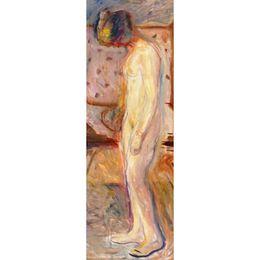 Dipinti astratti moderni donne online-Alta qualità Edvard Munch Dipinti Donna piangente moderna arte astratta dipinta a mano
