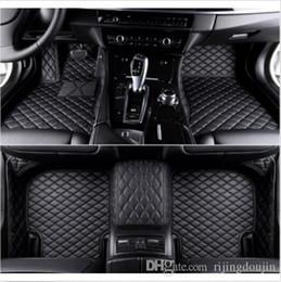 modelos de chispa Rebajas Para alfombras de auto para alfombras de cuero Acura MDX 2014-2018