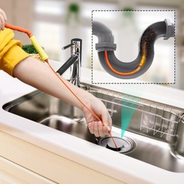 Кухонная мойка Дриан фильтр для пылесосов фильтр для воды труба канализационная волос Ловец засор очистка инструментов крючок для удаления очиститель помощники C18122401 от