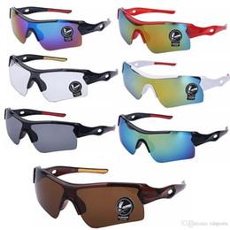 2019 équipement réfléchissant Lunettes de soleil réfléchissantes en couleur pour lunettes de soleil en plein air pour hommes et femmes équipement réfléchissant pas cher