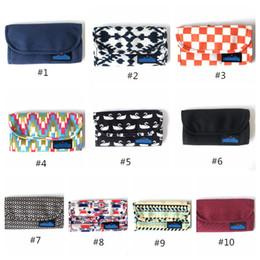 nylonhalter Rabatt Mode ka 10 farben desinger geldbörse brieftasche leinwand gürteltasche gürteltaschen reise strandtaschen kartenhalter
