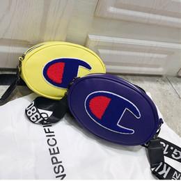 Carteira dos campeões de PU Sacos de Cintura Mini Fanny Pack Moda Bolsos Saco Do Mensageiro Sacos de Armazenamento de Praia Ajustável Bolsa de Ombro A41704 de
