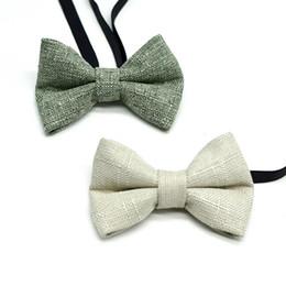 2019 legame di arco del collo delle ragazze Moda bambini Papillon bowknot lavoro manuale bambini Bow Tie camicie ragazzi cravatta Ragazze Bowtie Bambini Neck Tie All'ingrosso B11 sconti legame di arco del collo delle ragazze