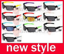 bicycle new style Coupons - new style men sports Sunglasses spectacles Bicycle Glass driving sports cycling sunglasses woman fashion glasses A++ free shipping