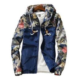 Vender chaqueta coreana online-Venta rápida de Explosion 2019 nueva chaqueta de camuflaje de otoño otoño para hombres, ropa de béisbol, nueva tendencia de edición coreana