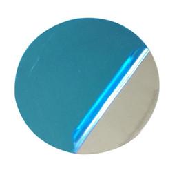 Argentina 1 unids placa de metal disco de hoja de hierro para imán soporte para teléfono móvil para los titulares de soporte de teléfono del coche magnético Suministro