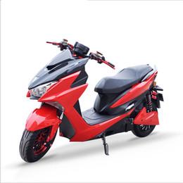Elétrico 72v on-line-Scooter De Moto Elétrica Smax Lion Roar II Força Elétrica Motocicleta Adulto 72 v Carro Esportivo Citycoco Para A Mulher E O Homem