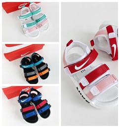 Canada Enfant chaussure sandales d'été de plage enfant fille sandale noire sandale bleue pour garçon EU 26-35 envoyer avec Offre