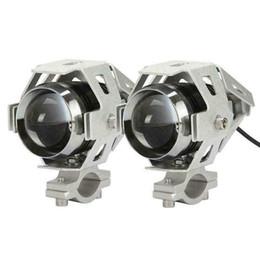Luces de conducción de bmw online-CREE LED del punto de luz de conducción de BMW K R S 75 100 1100 1200 1300 1600 C RS GS EE.UU.