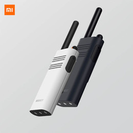 2019 lautsprecher md Original Xiaomi Beebest Smart Walkie Talkie 1-5 km Anruf 16-Kanal-Anti-Long-Standby-Handheld-Smartphone