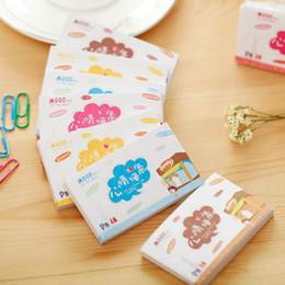 2019 livros de bolso chineses Papelaria Nota Livro Pequeno Escola Coreano Parágrafo 50 Páginas estudante mini notebook escola suprimentos DHL