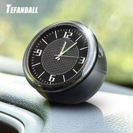 Horloge toyota en Ligne-Horloge de voiture Montre automatique Horloge numérique Accessoires pour Audi BMW Ford Focus Volkswagen Peugeot Renault Mercedes 2019