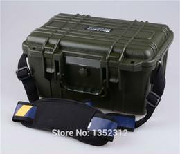 Инструменты безопасности онлайн-341 * 249 * 180мм пластиковый ящик для инструментов водонепроницаемый корпус инструмента пломба пистолет корпус прибора IP68
