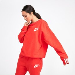 костюмы для джемперов Скидка Женщины 2 шт. костюм бренд спортивный костюм с длинным рукавом сплошной цвет перемычка + брюки наряд наборы M-XXL