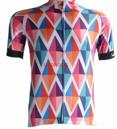 Mens xs poliestere giacche online-SENDIYOU.FS 19 maglia a manica lunga donna motocross jersey bike jersey uomo dry fit giacca sport camicia uomo maglie sportive Unisex poliestere