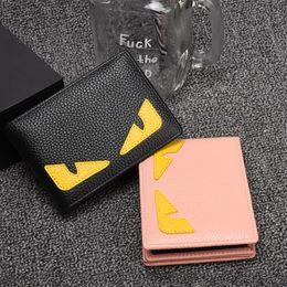 Couvre chéquier en cuir en Ligne-Couverture de passeport Titulaire de chèques en nylon Porte Carte Cover 2018 Nouveau paquet de carte en cuir chaud personnalisé Design unisexe
