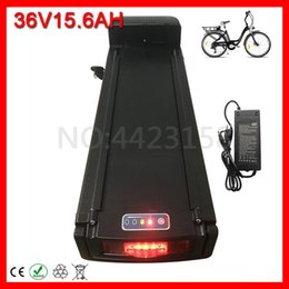 36V 10Ah Lithium Battery With Charger for Electric Ebike Bicycle 350W//500W USA