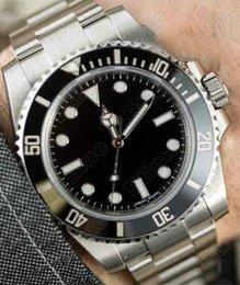 Orologi di moda online-Lunetta in ceramica nera di lusso da uomo meccanico SS 2813 movimento automatico orologio moda sport mens designer orologi da polso da uomo btime