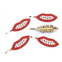Ins filles clips cheveux enfants perle Barrettes accessoires pour cheveux de créateurs de mode pour les femmes clips BB filles de dessin animé Barrettes A6076 ? partir de fabricateur