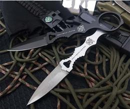 2019 couteaux de camp forgés à la main 3 modèles Benm papillon BM176 176 couteau droit fixe d2 lame manche pliant Camping Survie Pliant Couteau Cadeau Couteau C168