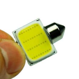2adet Uzun ömürlü Süper Parlak Düşük güçlü 31mm 12V COB Kubbe Festoon LED Araç Ampul Otomatik Lamba cheap long life led bulbs nereden uzun ömürlü ampuller tedarikçiler