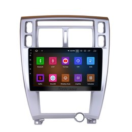 Lecteur multimédia hyundai en Ligne-Lecteur multimédia de voiture à écran tactile Android 9.0 de 10,1 pouces pour 2006-2013 Hyundai Tucson avec Bluetooth dvd de support de voiture USB de navigation GPS