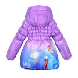 moda coreana niños abrigos de invierno Rebajas Al por menor Nuevos 2019 boysgirls niños ropa de invierno caliente grueso coatsjackets sólido de la manera, niños coreanos de Down Parkas 4 colores W7