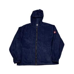 2020 вельветовый свитер Мужские куртки конструктора CAVEMPT CE Wash ретро вельвет с капюшоном свитер моды марка High Street Сыпучие Outwear толстовки дешево вельветовый свитер