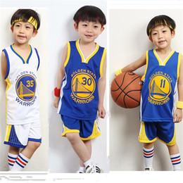 Basket-ball en jersey à col en v en Ligne-Vêtements pour enfants Combinaison en jersey Vêtements de sport pour bébés Basketball pour enfants à séchage rapide Cports