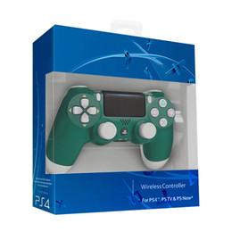 controladores ps4 Desconto OEM v2 ps3 ps4 controlador sem fio para sony playstation 4 consola playstation 3 gamepad (18 cores)