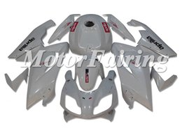 fairings for aprilia rs125 Coupons - New ABS Injection Mold motorcycle Fairings Kits 100% Fit For Aprilia RS125 06 07 08 09 10 11 2006-2011 fairing bodywork custom white nice