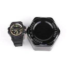 compteur de sang oxygène au poignet Promotion Montre de sport pour homme G Sports GG1000 fonctions chronographe choquant toutes les fonctions de travail montres étanches livraison gratuite DHL