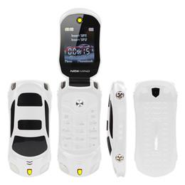 F15 mini kids разблокирован флип оригинальный телефон Dual Sim Mini спортивный автомобиль Модель синий фонарик Bluetooth мобильный телефон 2sim мобильный телефон от Поставщики синий телефон двойной sim
