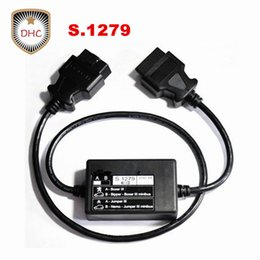 Nuevo módulo S.1279 obd2 Cable de diagnóstico S1279 Módulo de interfaz profesional para Lexia 3 PP2000 s 1279 desde fabricantes