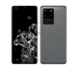 2019 dji mavic pro accesorios GooPhone S20Ultra 6,9 pulgadas de pantalla HD + Todo 5G WCDMA Quad Core muestra de 16 GB 512 GB + 10,0 Android Teléfonos Móviles S20 pop tomas telefónicas