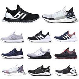 2019 gioco dell'uomo in esecuzione Adidas Oreo Ultra boost 5.0 Ultraboost 2019 Running shoes Cloud White Black Refract Primeknit Dark Pixel men women sports trainer sneakers 36-45 sconti gioco dell'uomo in esecuzione