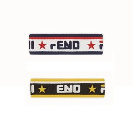 2 colores moda diadema FD Five Star Sport Sweatband desde fabricantes