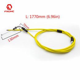 partes del cable del acelerador Rebajas Cable de acelerador GY6 Accesorios de motocicleta para GY6 139QMB SCOOTER chino Parte 50cc-125cc