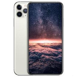 6.5inch Goophone 11 Pro telefoni cellulari Max Octa core Face ID Dual Sim 16.0MP Mostra 4G LTE 4G 512GB sbloccato Smartphone da carta mobile sim più mobile fornitori