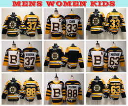 Mens Women Kids 2019 Winter Classic Boston Bruins 37 Patrice Bergeron 63  Brad Marchand 88 David Pastrnak 33 Zdeno Chara Ice Hockey Jerseys 2963eaaaa