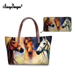 messenger en cuir de cheval fou Promotion Rétro Crazy Horse Imprimé Femmes Shopping Sacs Crossbody Sacs Vintage Messenger Sac En Cuir Purse Voyage Tote Personnalisé Image