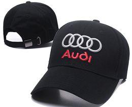 Venda quente Mercedes AUDI boné osso gorras Snapback Chapéu F1 Campeão Esportes de Corrida AMG Automóvel Camionista Homens Ajustável Tampão de Golfe Chapéu de Sol 15 de