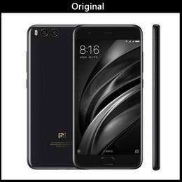 android chinese fernseher Rabatt Neue Original Xiaomi Mi6 128 GB ROM 6 GB RAM Snapdragon 835 Octa Core 5,15 '' NFC 1920x1080 Dual Kameras Android 7.1 OS